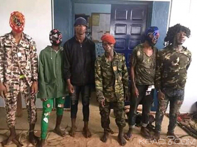 Côte d'Ivoire: En tenue FDS sur l'axe San Pédro-Sassandra 6 redoutables coupeurs de route appréhendés par le PSIG