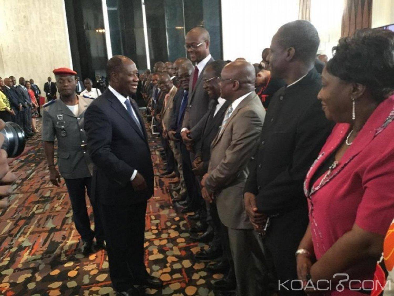 Côte d'Ivoire : Ouattara à Niamey du 6 au 7 juillet prochain pour le Sommet des Chefs d'Etat de l'Union Africaine