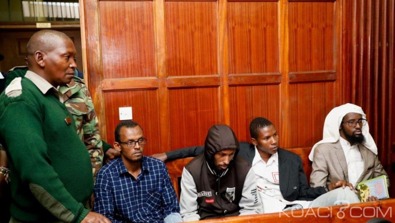 Kenya:  Attaque de Garissa, trois complices condamnés à de lourdes peines de prison