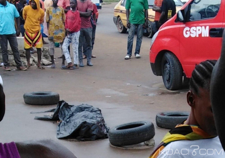 Côte d'Ivoire: Parade du jeudi «gbaka d'enjaillement», un mort à Abobo
