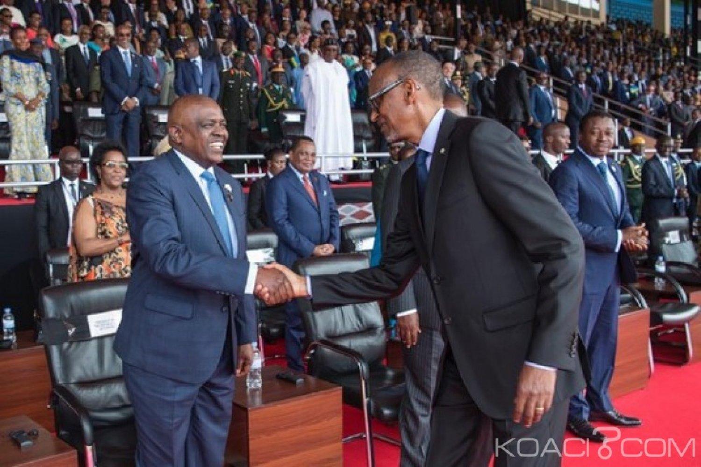Togo: Deuxième visite de Gnassingbé chez Tshisekedi, suite au Rwanda pour les 25 ans du génocide