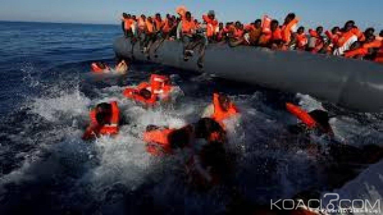 Tunisie: Naufrage de plus de 80 émigrants en route pour l'Italie