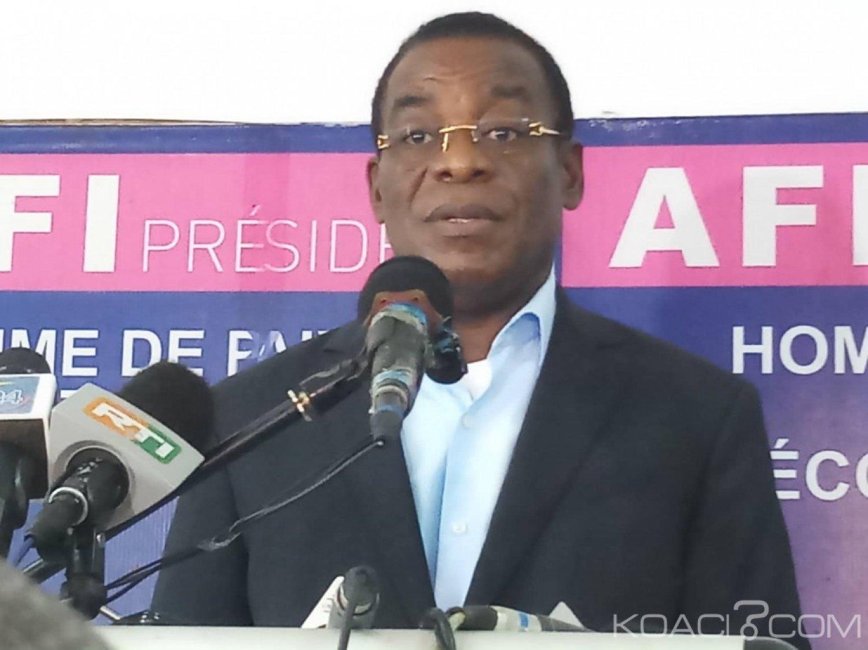 Côte d'Ivoire: Projet de recomposition CEI, Affi N'guessan «c'est une initiative  parallèle, personnelle et solitaire du gouvernement qui n'engage nullement l'AFD et le FPI»