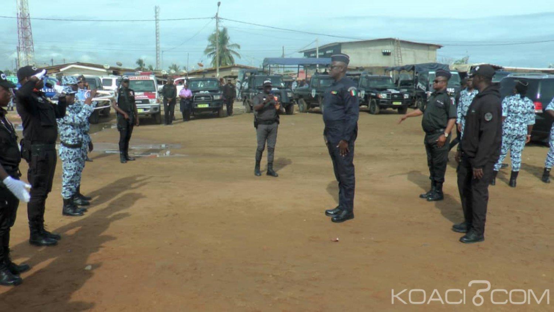 Côte d'Ivoire: La quatrième opération des «vacances sécurisées» lancée depuis Port Bouët