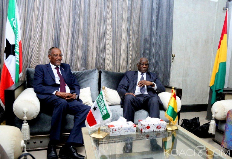 Somalie-Guinée: Mogadiscio rompt ses relations diplomatiques avec la Guinée après une visite du Président du Somaliland