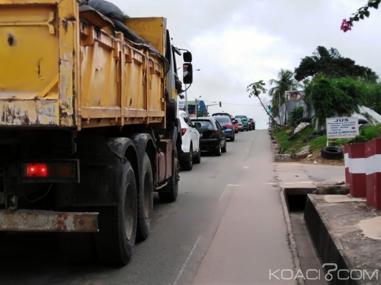 Côte d'Ivoire: La côte de Gossio ou la route de Riviera Bonoumin qui effraie