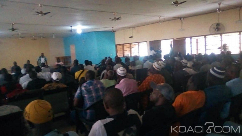 Côte d'Ivoire : Yopougon,  projet  du 4è pont, les populations  impactées  s'inquiètent  et dénoncent  la lenteur  du processus d'indemnisation.
