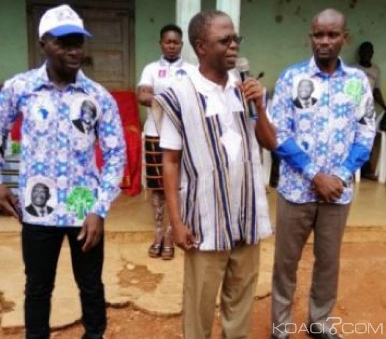 Côte d'Ivoire : A Transua, Richard Secré demande aux populations de pardonner à leurs bourreaux