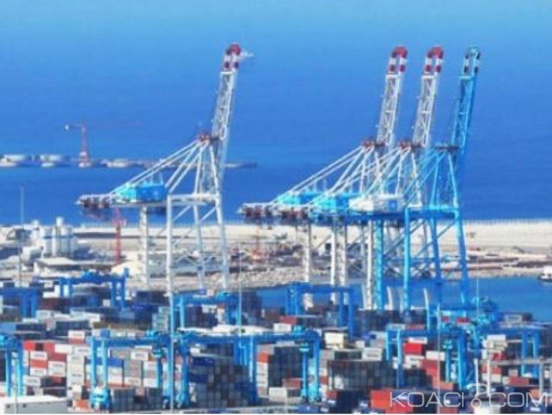 Maroc:  De nombreux journalistes étrangers visitent à nouveau le Port de Tanger Med II