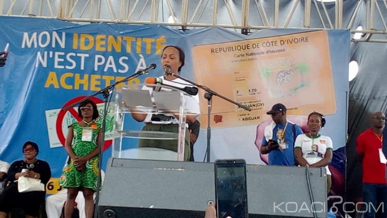 Côte d'Ivoire : A Cocody, mobilisés, ils comptent exiger la gratuité de la CNI, une marche prévue