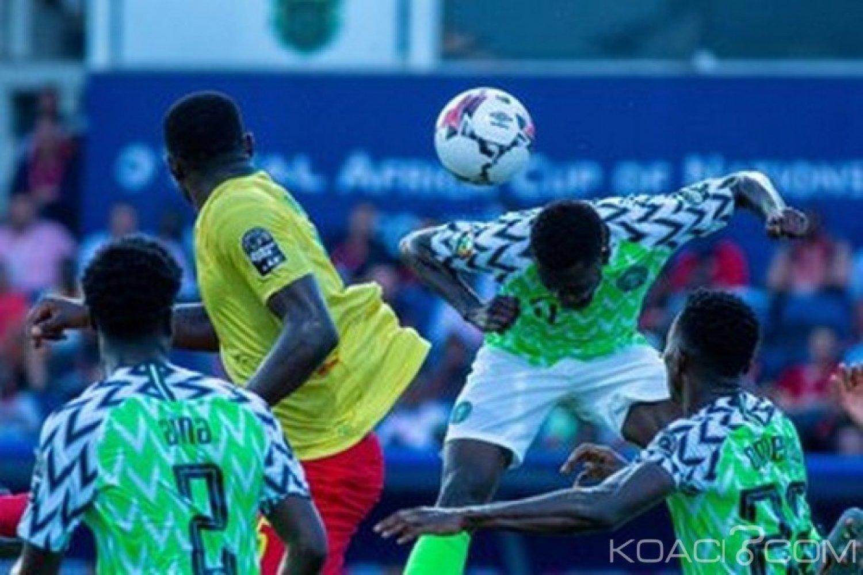 Nigeria-Cameroun: CAN 2019, Les Lions « domptés » par 2-3, le Nigeria qualifié pour les quarts de finale