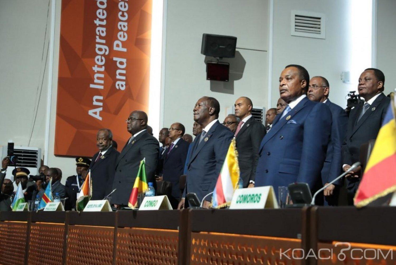 Côte d'Ivoire: ZLECaf, à Niamey, Ouattara annonce que le pays a le taux de couverture de commerce avec les autres pays africains le plus élevé avant de partir à Paris