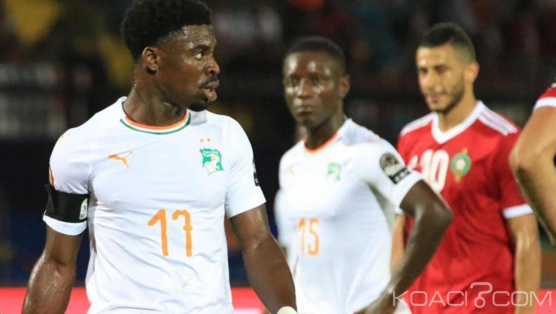 CAN 2019: Les éléphants prêts pour le match contre les aigles du Mali avec le retour inattendu d'Aurier