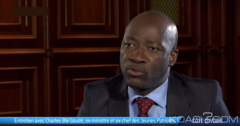 Côte d'Ivoire: Depuis la Haye, Blé a des craintes pour son pays, son point de vue sur la réconciliation et le rapprochement Gbagbo et Bédié
