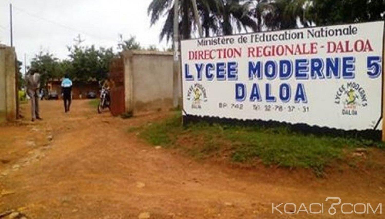 Côte d'Ivoire : BEPC 2019, les  enseignants et encadreurs coupables de la fraude interdits de présenter un quelconque examen et concours