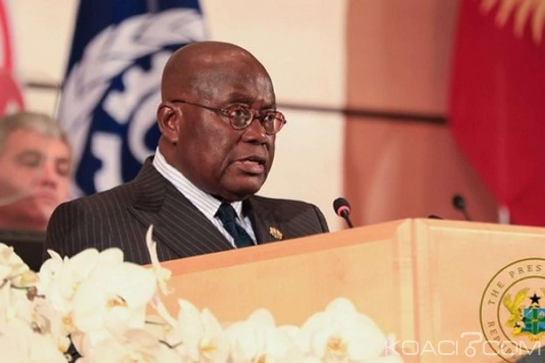 Ghana : Du Niger, Akufo-Addo part en France pour travail et congé