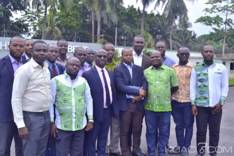 Côte d'Ivoire : Inculpation de Valentin Kouassi, la JPDCI dénonce une décision du procureur qui nie les  droits fondamentaux de liberté d'un citoyen