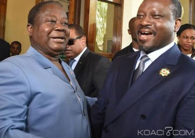 Côte d'Ivoire-France: Soro et Bédié échangent à Paris pour voir quelle stratégie adopter pour battre le RHDP en 2020 ?