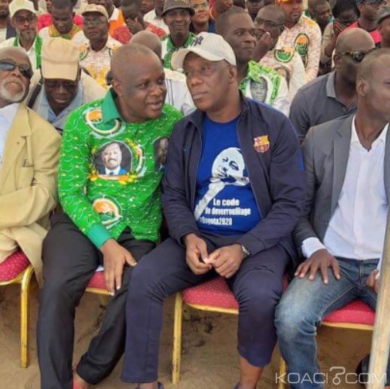 Côte d'Ivoire : Un député proche de Soro accuse Amadou Soumahoro de l'avoir menacé