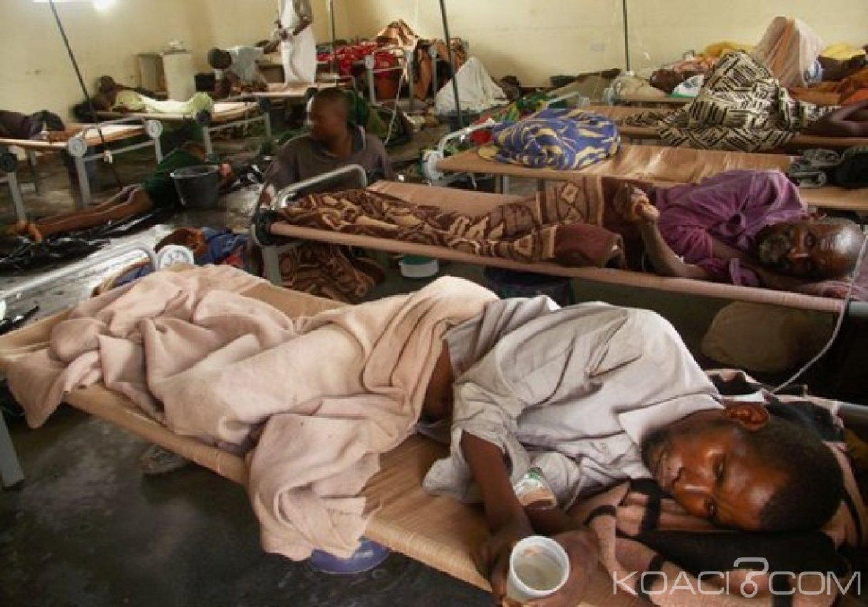 Cameroun : Un nouveau pic de choléra, déjà une quarantaine de morts au compteur