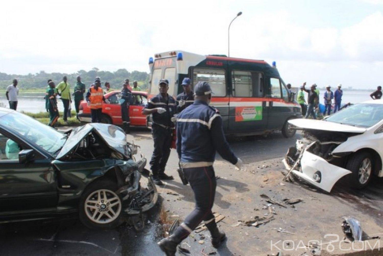 Côte d'Ivoire : Assistance  aux victimes, plus de 11000 interventions des sapeurs-pompiers au premier semestre
