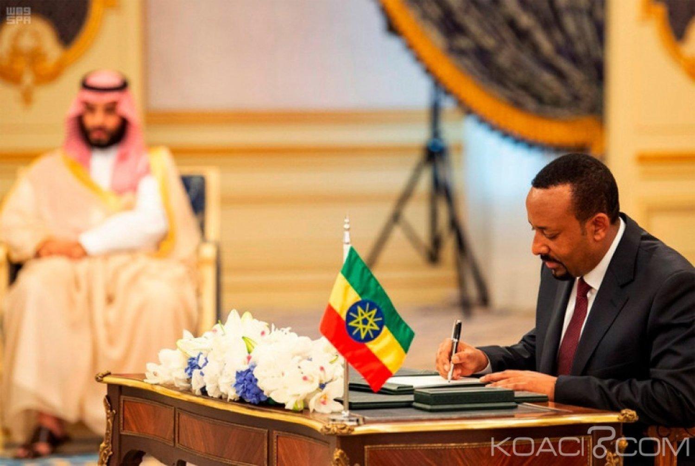 Ethiopie:  Aby Ahmed annonce l'envoi de 50.000  travailleurs en Arabie Saoudite