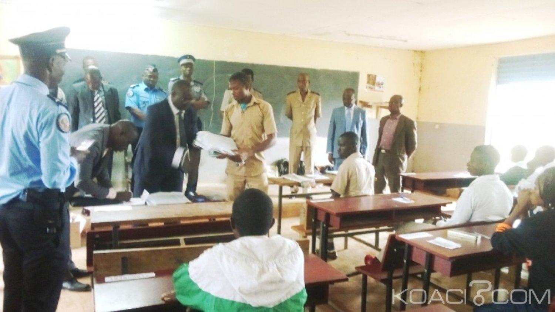 Côte d'Ivoire : Baccalauréat, dans le Bafing, le seul centre d'examen accueille 270 candidats pour les épreuves
