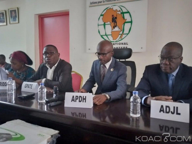 Côte d'Ivoire: La recomposition de la CEI, «pas conforme» à l'arrêt de la cour africaine estime la coalition GPATE-APDH qui a porté plainte contre l'Etat