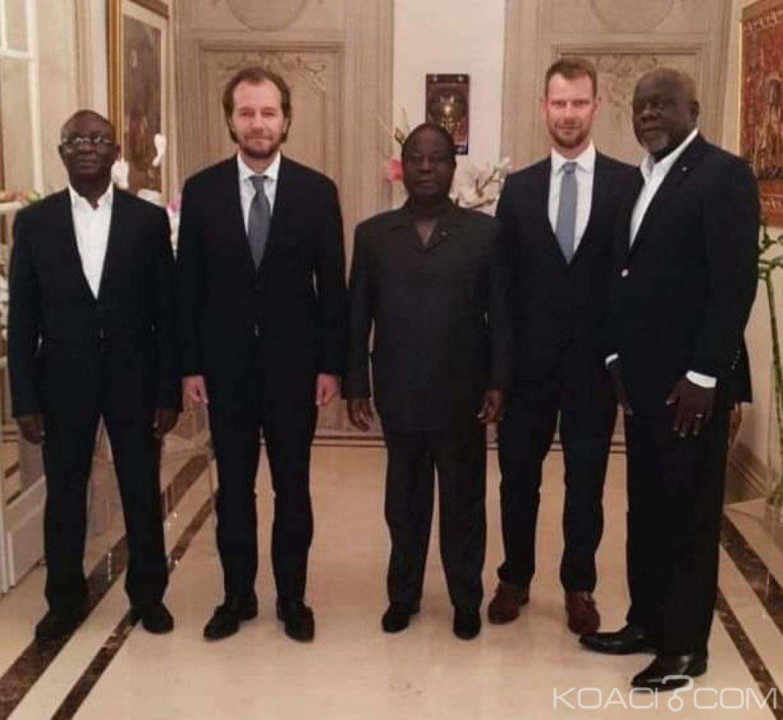 Côte d'Ivoire : Plainte pour l'utilisation du logo du PDCI-RDA par  le RHDP, les avocats français font le point à  Bédié à Paris
