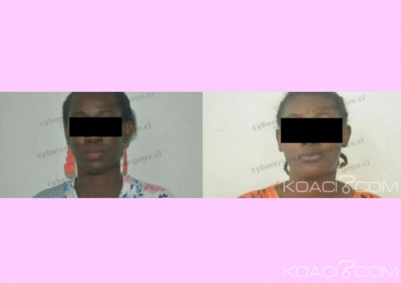 Côte d'Ivoire : Deux sœurs interpellées  pour menaces, diffamation, injures par SMS et sur Internet