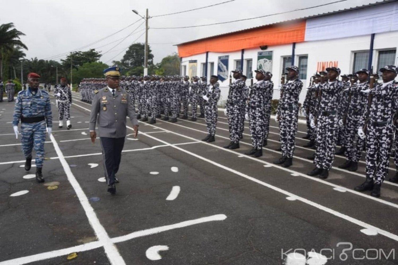 Côte d'Ivoire : Le général Apalo, « La Gendarmerie n'est pas faite pour accueillir tous ceux qui n'ont pas trouvé d'emploi »