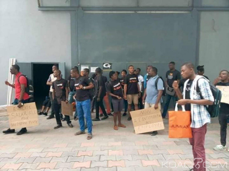 Côte d'Ivoire : Dénonçant un mauvais traitement, des agents de Jumia en grève de trois jours , ils réclament de meilleures conditions de travail