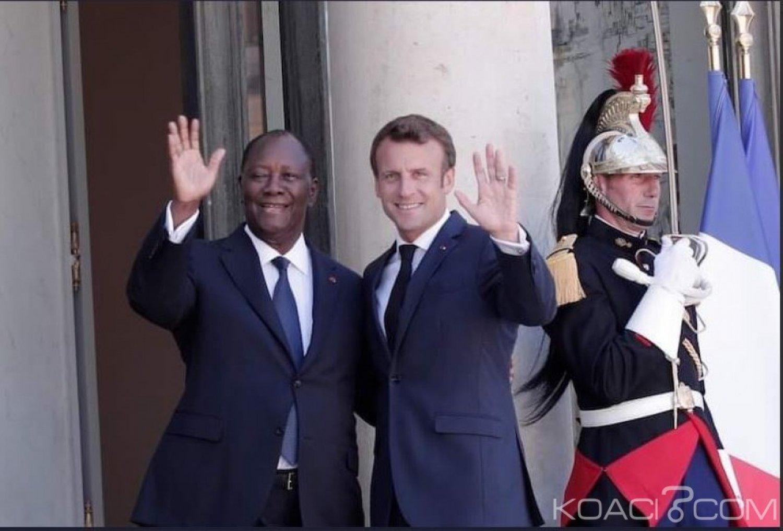 Côte d'Ivoire : Depuis la France, Ouattara souligne que tous les Etats ne pourront pas adopter la nouvelle monnaie « Eco » dès 2020