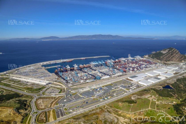 Maroc:  Tanger Med fierté du Maroc grà¢ce au Port de Tanger Med II