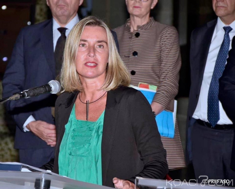 Burkina Faso : l'Union européenne apporte une nouvelle aide au G5 sahel
