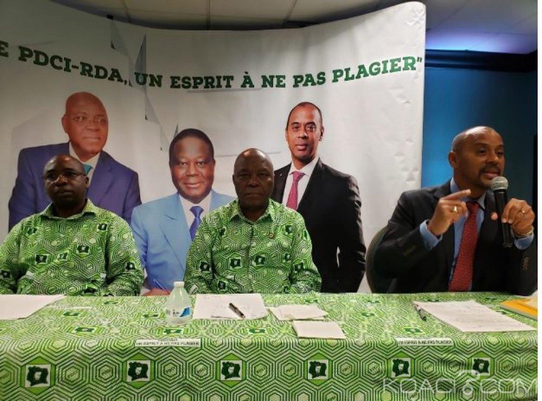 Côte d'Ivoire : Depuis Washington, Thierry Tanoh « Quand on parle d'union ce n'est pas l'entretien d'un climat de peur »