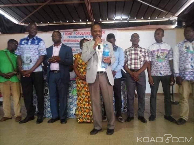 Côte d'Ivoire : 2020, depuis Toumodi, Danon Djédjé livre au nom de Gbagbo les conditions pour aller aux élections