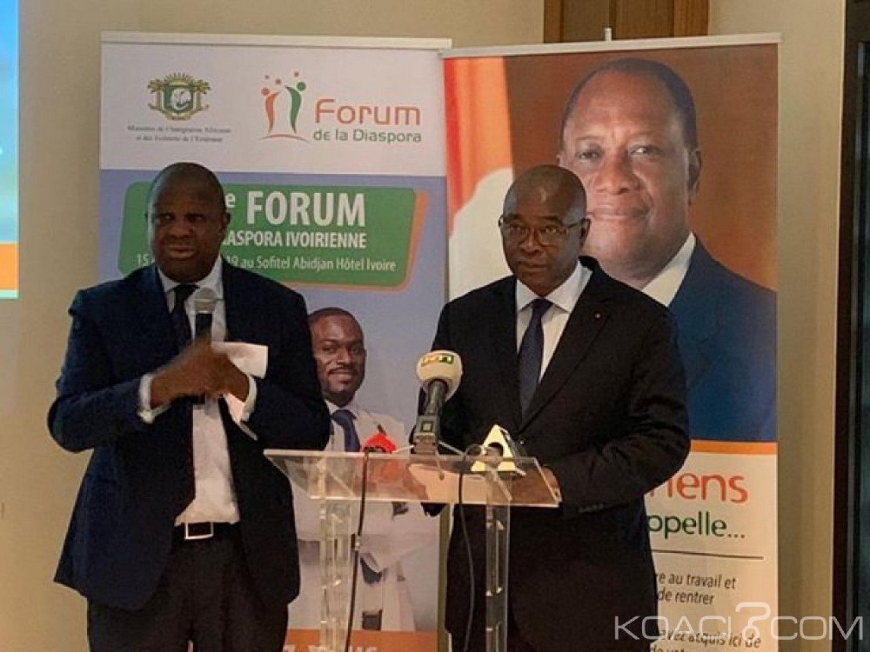 Côte d'Ivoire : La diaspora ivoirienne engendre chaque année près de 180 milliards FCFA de flux financiers et réalise environ 10 milliards de FCFA d'investissements directs selon la BAD
