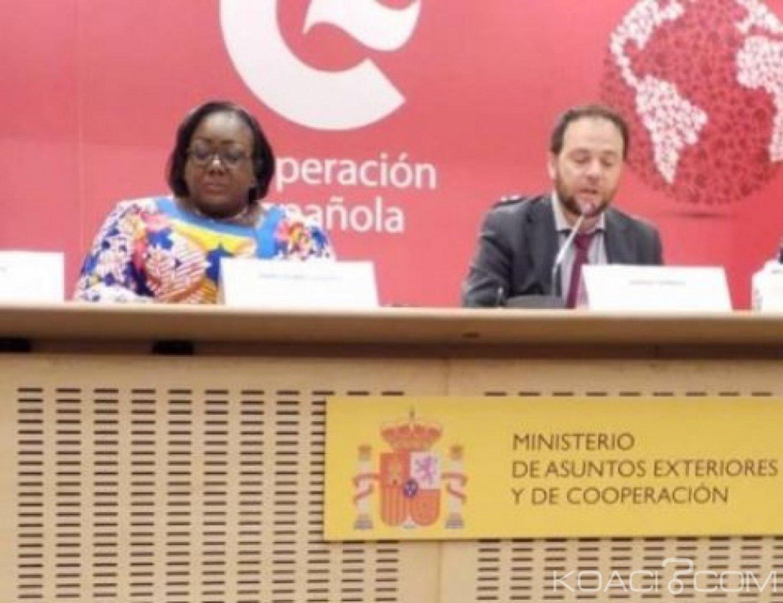 Côte d'Ivoire : Catastrophes environnementales, Anne Ouloto à Madrid avec une délégation ivoirienne pour prendre part à l'atelier de planification sur la résilience urbaine