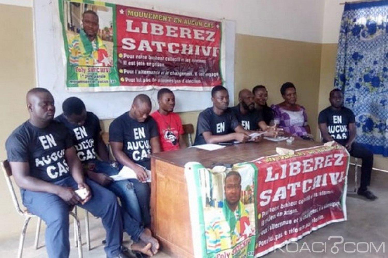 Togo : Procès en appel pour l'activiste Satchivi ce jeudi à Lomé