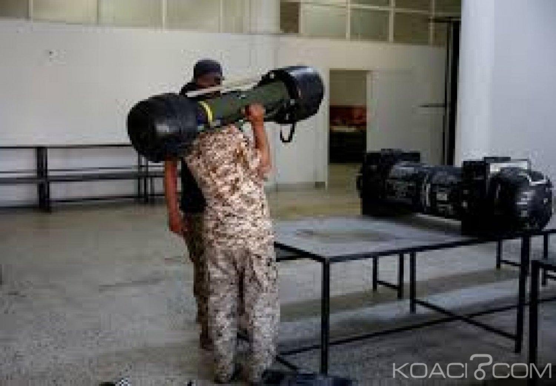 Libye:   Missiles retrouvés chez Haftar, la France nie toute violation de l'embargo sur les armes