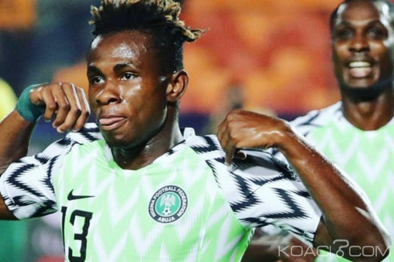 Nigeria: CAN 2019, le Nigeria bat l'Afrique du Sud 2-1 pour les demi-finales