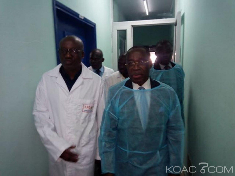 Côte d'Ivoire: Laboratoire de la santé publique, le DG dénonce une réduction de 50% du budget et salue l'apport de l'USAID