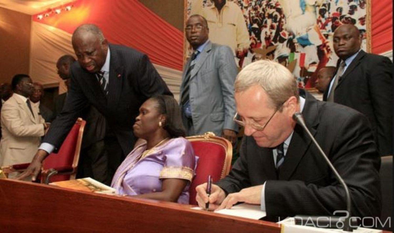 Côte d'Ivoire : Guy Labertit dédie une chanson à Laurent Gbagbo  « Scheveningen »