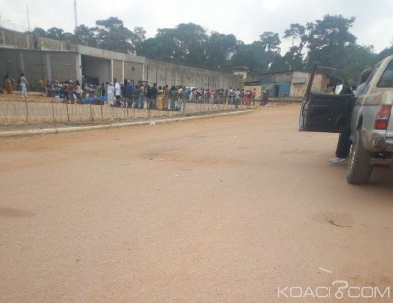 Côte d'Ivoire: En route pour la prison, 06 détenus s'échappent d'un fourgon de la Maca