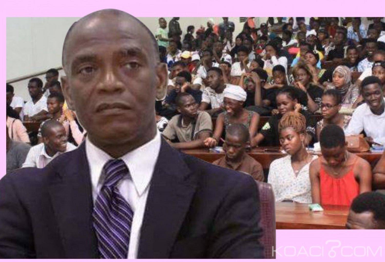 Côte d'Ivoire : Mamadou  Koulibaly  reprend gracieusement ses enseignements à l'université de Cocody