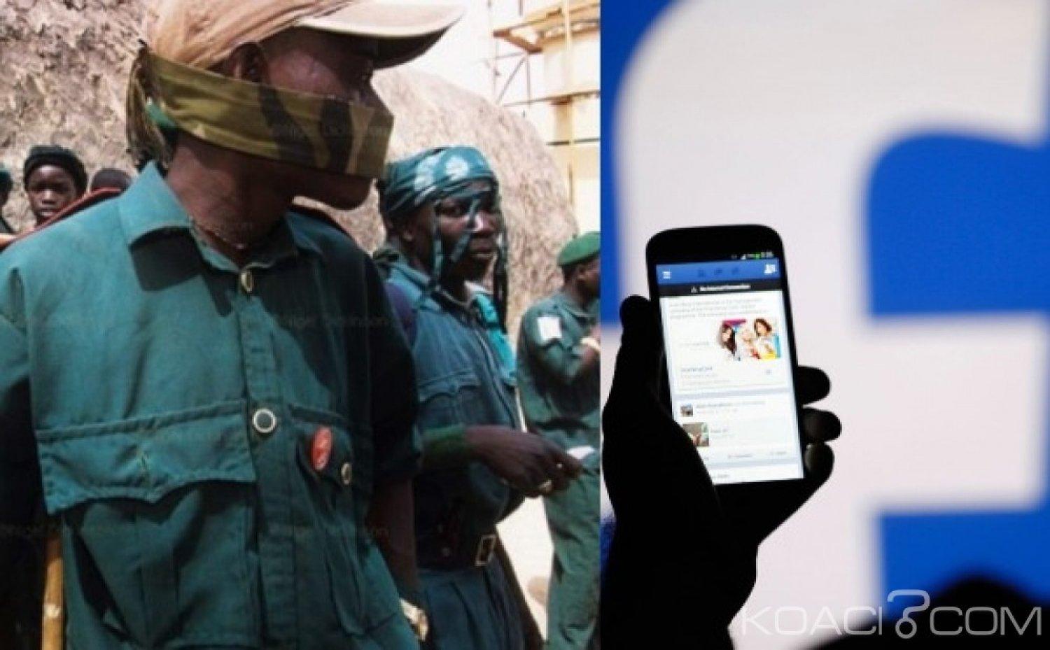 Nigeria: Quatre hommes arrêtés pour avoir organisé un« faux mariage» sur Facebook