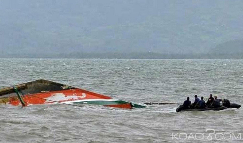 Niger:11 morts et04 disparus dans le naufrage d'une pirogue dans le Sud
