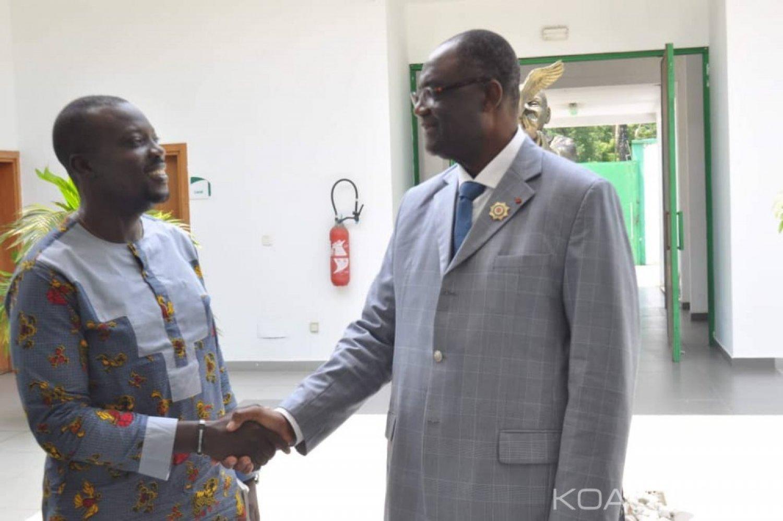 Côte d'Ivoire: Sit-in le 23 juillet devant la CEI, Guikahué reçoit l'initiateur «nous sommes en phase avec votre combat»