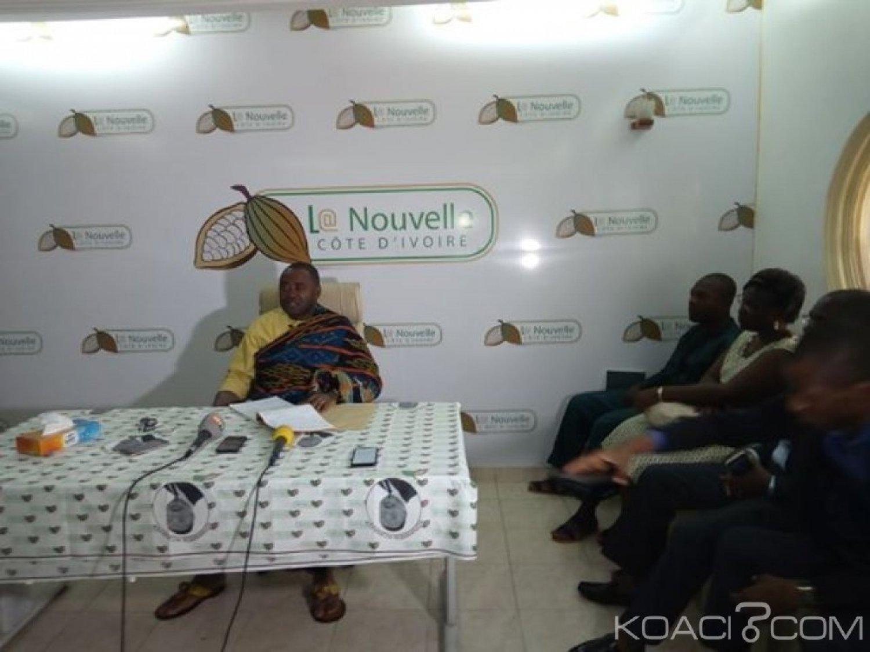 Côte d'Ivoire: Gnamien Konan explose «pendant que la répression s'abat sur l'opposition pour des délits d'opinion, les tenants du pouvoir peuvent se permettre toutes les dérives possibles»